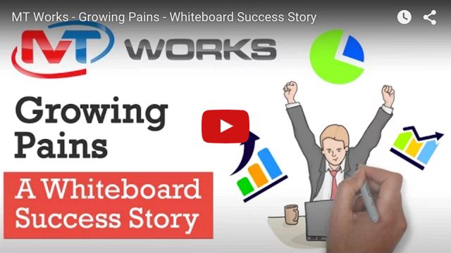 """Growing Pains"" – A Whiteboard Success Story"